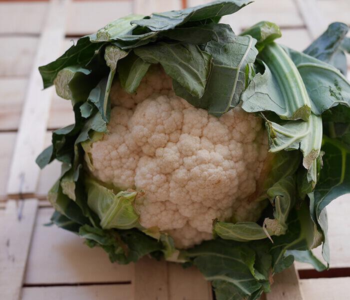 Chou-fleur – Cal. 8 (moyen) – la piece