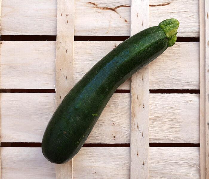 Courgette verte – les 3 pieces