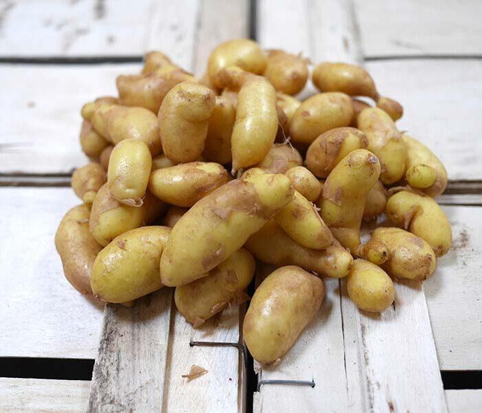 Pomme de terre Ratte – Cal. grenaille – les 500g