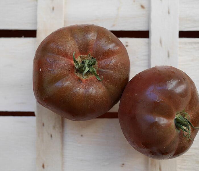 Tomate Noire de Crimee (pleine terre) – les 2 pieces