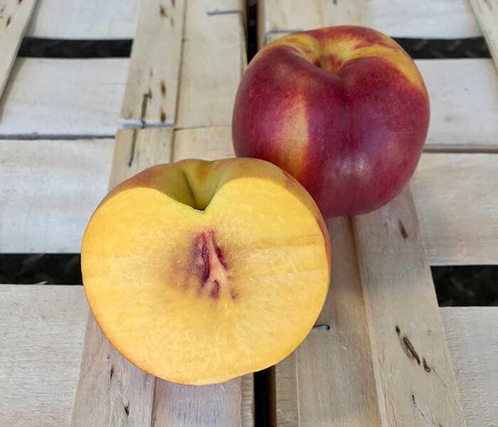 Nectarine jaune – Cal. A – les 3 pieces